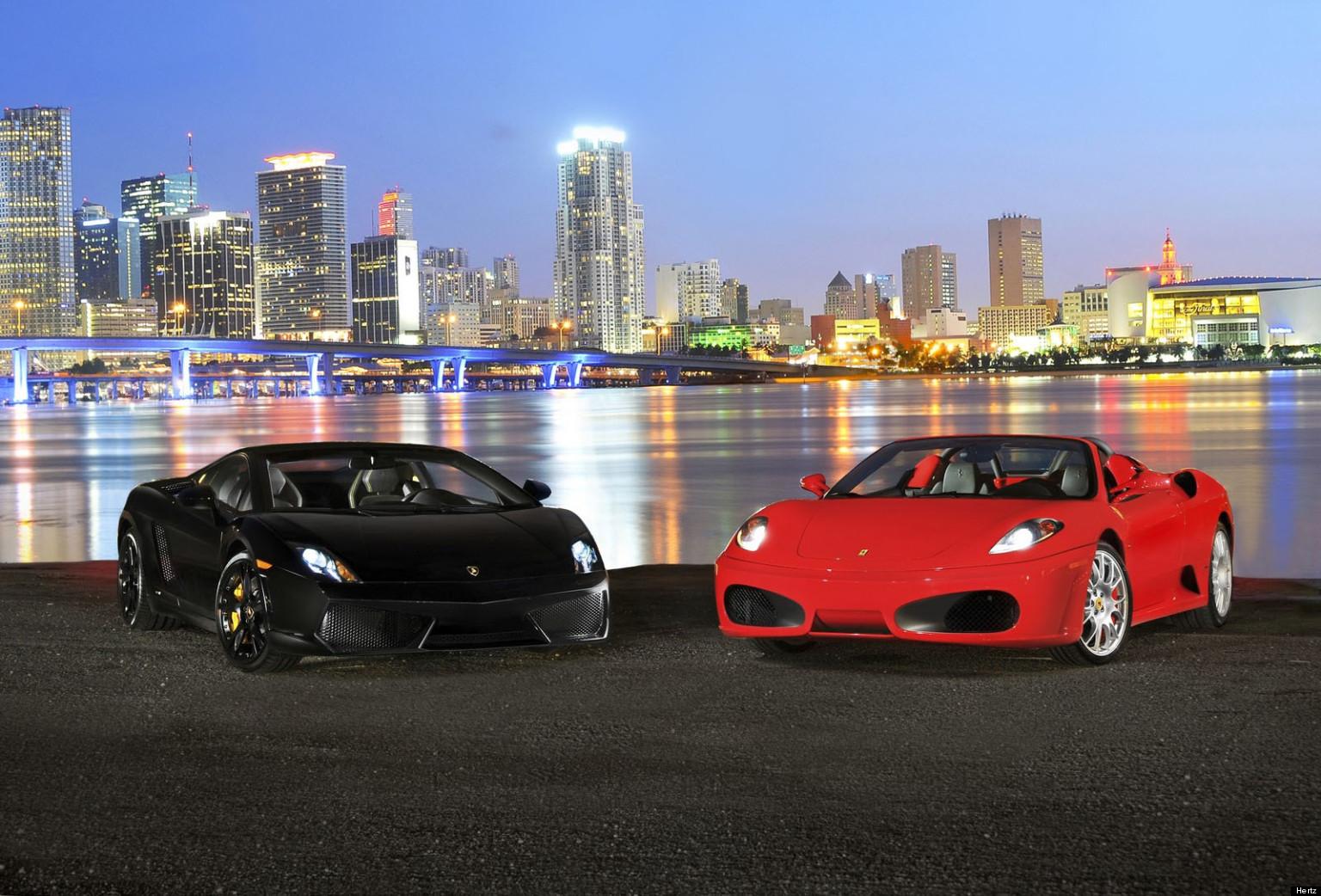 Hertz Dream Cars™ is an innovative evolution in car rental.
